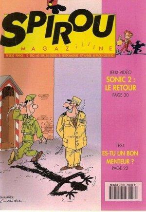 Album Spirou (recueil) # 2850