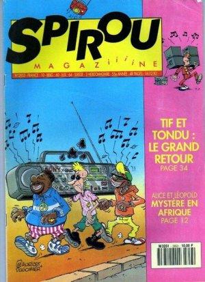Le journal de Spirou # 2853