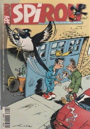 Le journal de Spirou # 3205