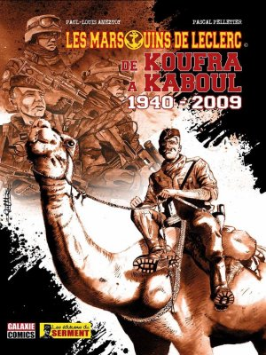 Les marsouins de Leclerc - de Koufra à Kaboul édition simple