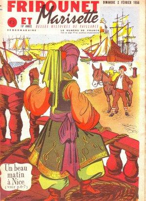 Fripounet Marisette édition 1958