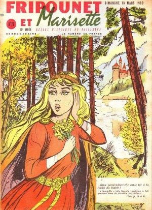 Fripounet Marisette édition 1959
