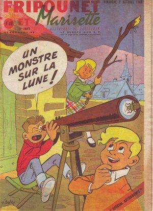 Fripounet Marisette édition 1960