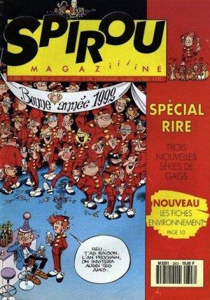 Album Spirou (recueil) # 2803