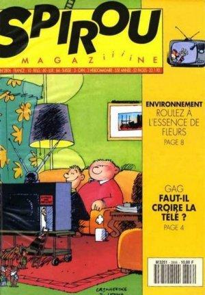 Album Spirou (recueil) # 2806