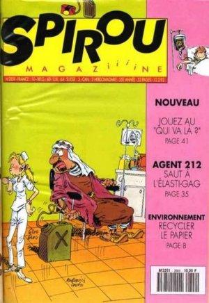 Le journal de Spirou # 2809