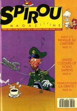 Le journal de Spirou # 2822
