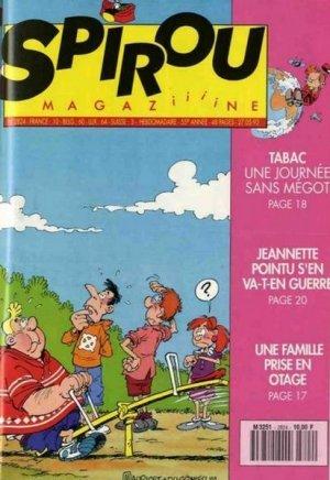 Le journal de Spirou # 2824