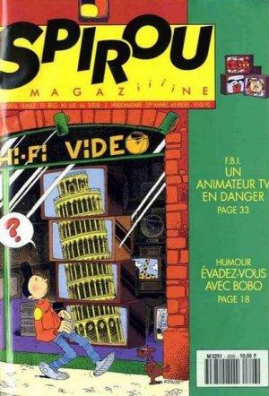Album Spirou (recueil) # 2825