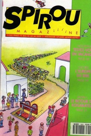 Le journal de Spirou # 2830