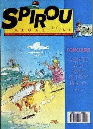 Le journal de Spirou # 2831