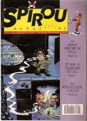 Le journal de Spirou # 2833
