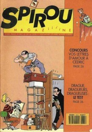 Album Spirou (recueil) # 2835
