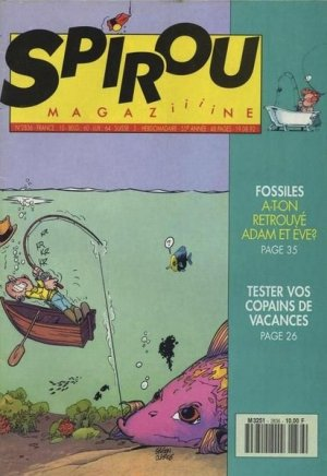 Le journal de Spirou # 2836