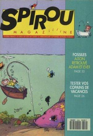 Album Spirou (recueil) # 2836