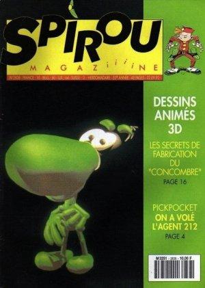 Album Spirou (recueil) # 2838