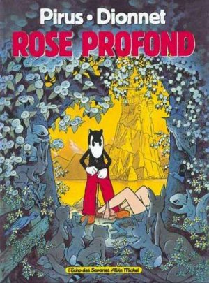 Rose profond édition Simple