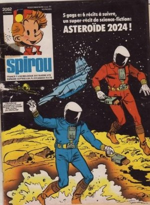 Album Spirou (recueil) # 2052