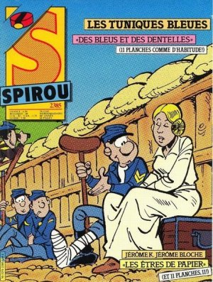 Album Spirou (recueil) # 2385