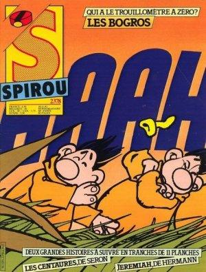 Album Spirou (recueil) # 2378