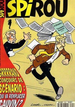 Le journal de Spirou # 2943
