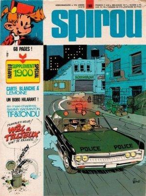 Le journal de Spirou # 1900