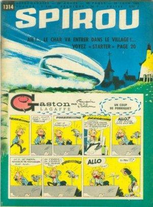 Le journal de Spirou # 1314