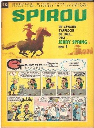 Le journal de Spirou # 1322