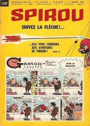 Album Spirou (recueil) # 1347