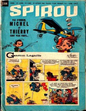 Le journal de Spirou # 1384