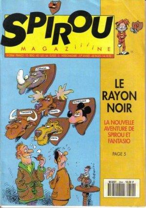 Le journal de Spirou # 2844