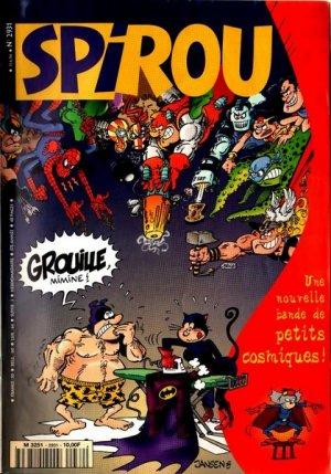 Album Spirou (recueil) # 2931
