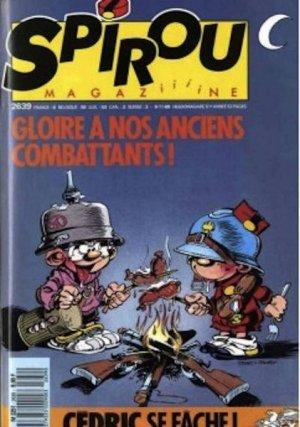 Le journal de Spirou # 2639