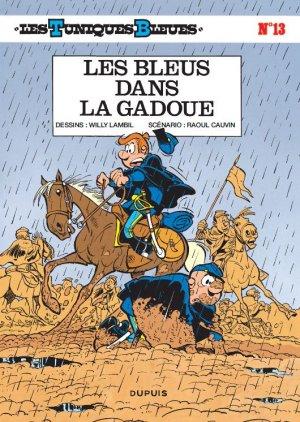 Les tuniques bleues édition Spéciale 75 ans Spirou