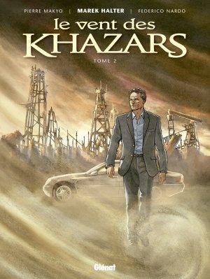 Le vent des Khazars 2 - Tome 2