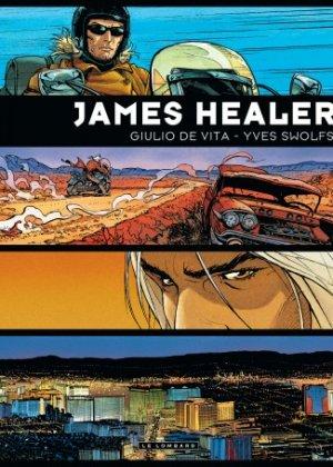 James Healer édition Intégrale 2013