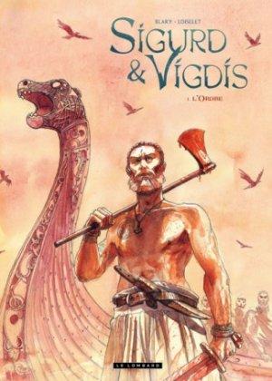 Sigurd & Vigdis édition simple