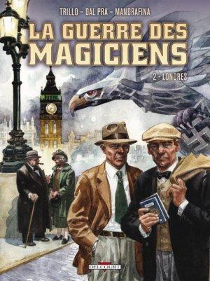 La guerre des magiciens # 2