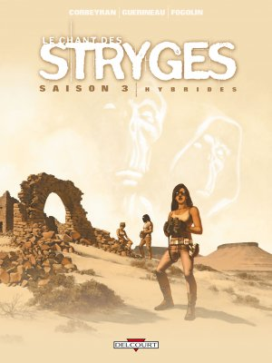 Le chant des Stryges # 15