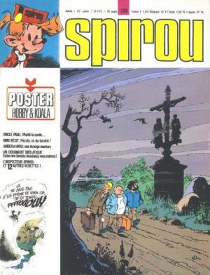 Album Spirou (recueil) # 1789