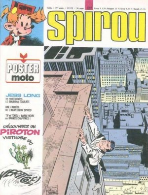 Le journal de Spirou # 1797