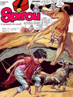 Album Spirou (recueil) # 2126