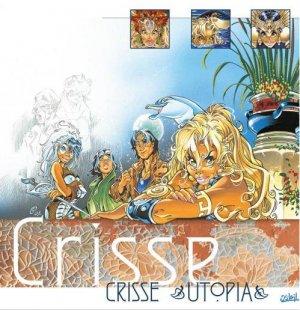 Crisse - Utopia édition simple
