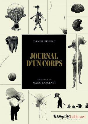 Journal d'un corps édition simple