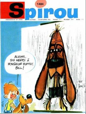 Le journal de Spirou # 1484