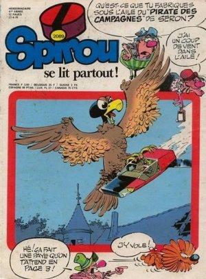 Le journal de Spirou # 2089