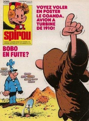 Album Spirou (recueil) # 2085