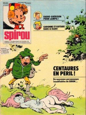 Album Spirou (recueil) # 2045