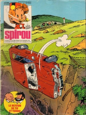 Album Spirou (recueil) # 2046