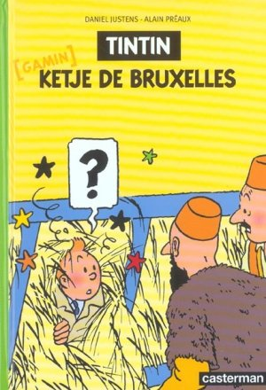 Tintin - Ketje de Bruxelles édition Simple